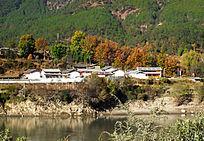 丽江郊区村落