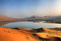 内蒙古阿拉善沙湖