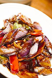 上海地方菜系地三鲜