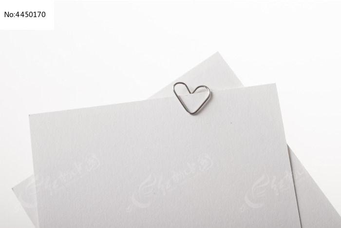 心型回形针图片图片