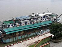 长江救助打捞船