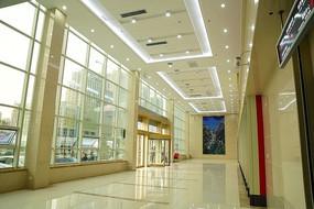 高档银行服务大厅
