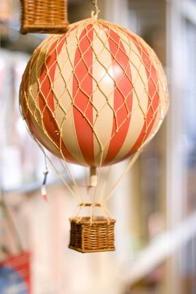 时尚家居装饰品小小热气球