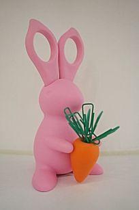 小兔子剪刀