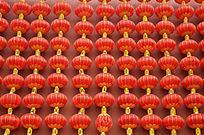 红彤彤的中国红