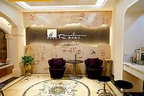 家具展厅形象背景墙
