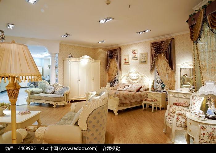 欧式家居家具展厅图片