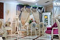 欧式家具展示厅