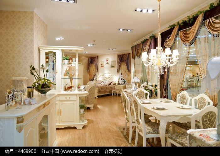 欧式家具展厅图片,高清大图