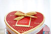 婚礼现场道具心形礼物盒