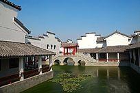 江南水乡特色建筑