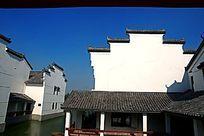 江南特色水上建筑