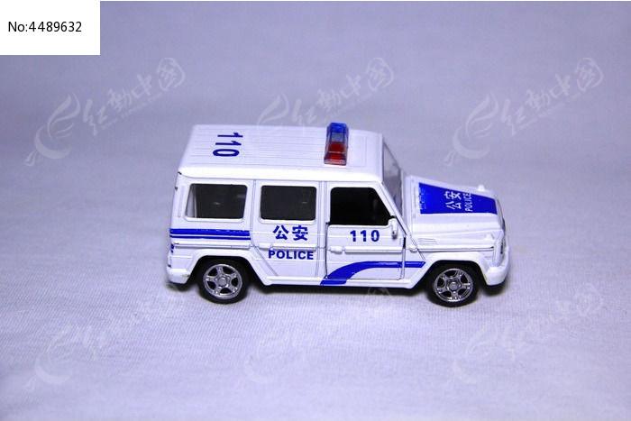 警车车模图片,高清大图_交通工具素材