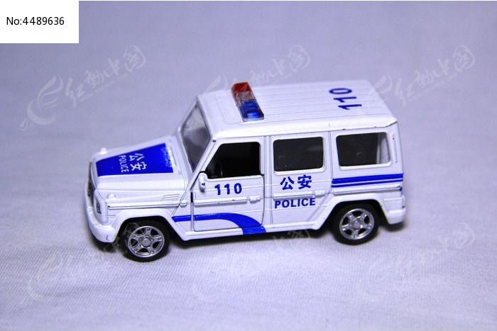 警车玩具图片,高清大图
