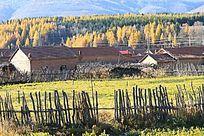内蒙古赤峰林场人家