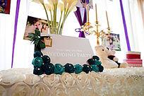 温馨浪漫的婚礼现场布置