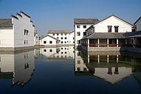 中国风江南徽派建筑