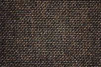 高清拍摄化纤麻织物底纹纹理