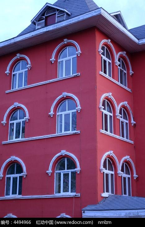欧式建筑窗子造型图片