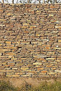 自然肌理的石材墙高清拍摄