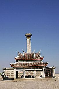 陈嘉庚先生的陵墓