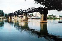从缅甸欣赏桂河大桥