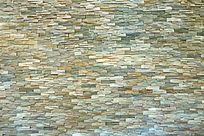 高清拍摄文化石石墙素材