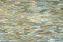 立体文化石石墙高清素材