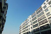 居民建筑楼体空间