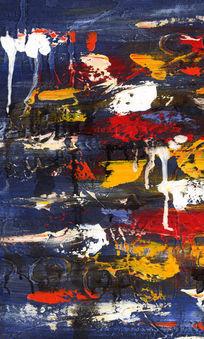 抽象现代抽象装饰画
