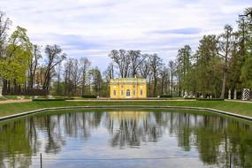俄罗斯园林建筑
