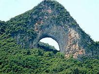 广西 桂林月亮山图片