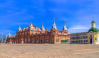 谢尔盖耶夫修道院圣母安息大教堂建筑群