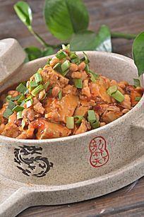 臊子烧手掰豆腐