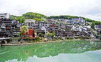 湖南 凤凰古城景区景点