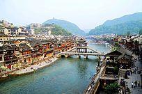 湖南 凤凰古城景区景点图片