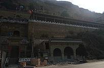 经典的陕北窑洞住宅