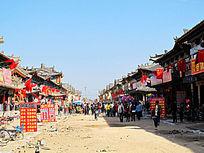 应县县城街景