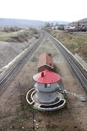兴安岭隧道铁路