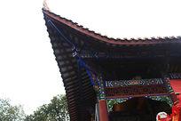 中国特色古建筑屋檐