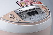 美的Midea电饭锅WFS3018Q控制面板