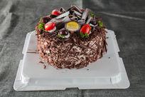 美味特级黑森林蛋糕