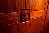 木纹纹饰雕刻图案