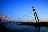 桥梁 大连旅游拍摄