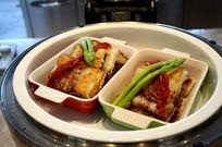 西餐烧烤海鲜鱼肉