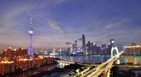 广州城市建筑