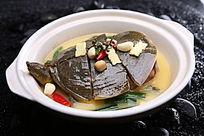 黄焖洞庭湖野生甲鱼