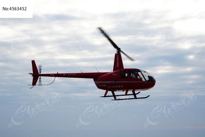 三亚湾观光直升飞机