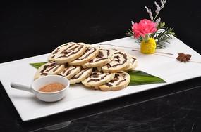 枣香烤馍片