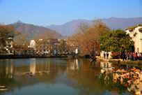 黄山宏村风景